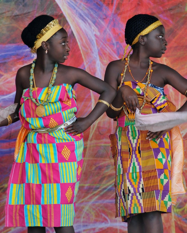the story of the dress that sang west african tale