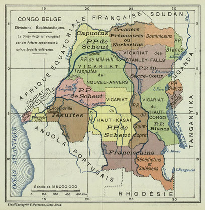 Belgian Congo The Ultimate History Project