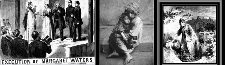 Baby Farmers and Angelmakers: Childcare in 19th Century